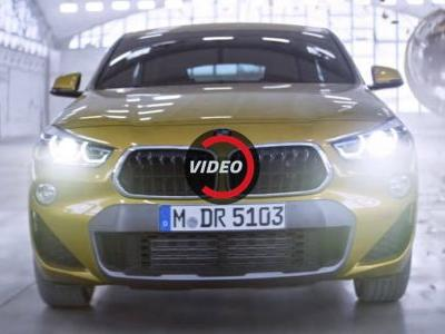 BMW Makes Some Bold Claims About The X2 In Their Latest Promo