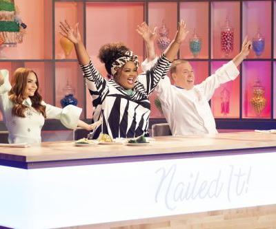 "Netflix Has Renewed ""Nailed It"" for a Disastrous Third Season"