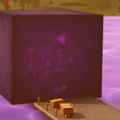 Fortnite's Cube Just Sank Into Loot Lake Before Season 6, Now What? - GS News Update