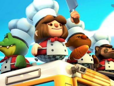 Overcooked 2 is teasing a free update for Chinese New Year