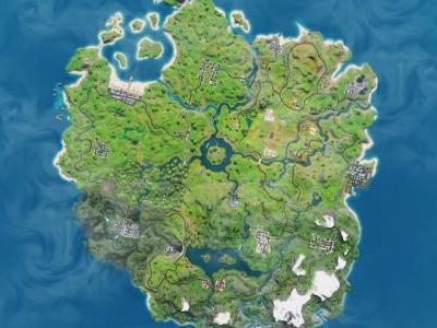 Fortnite Chapter 2's New Map Has So Much Water