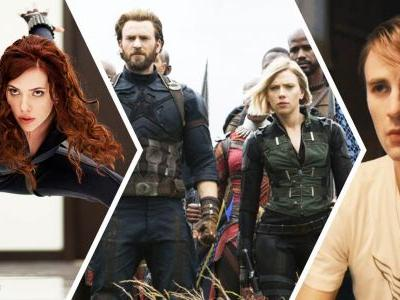 Avengers: What The Cast Looked Like In Their First Movie Vs Infinity War