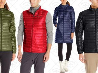 This One-Day Down Jacket Deal Has Impeccable Timing