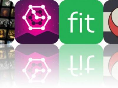 Today's Apps Gone Free: Art Authority, Glow Puzzle, Fit Meals and More