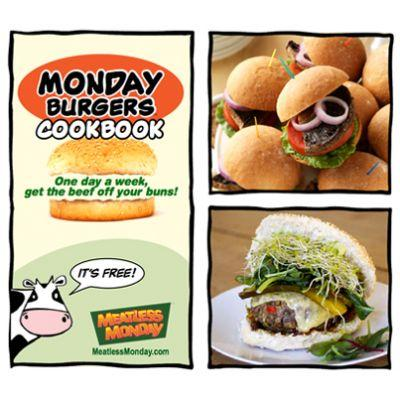 Get Fired Up! 10 Sizzling Meatless Burger Recipes from Meatless Monday
