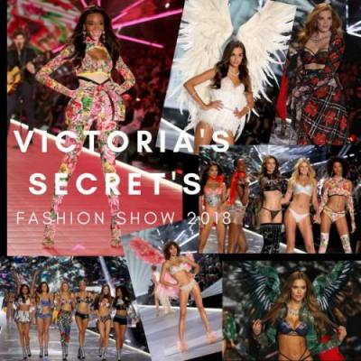 Victoria's Secret's Fashion Show 2018