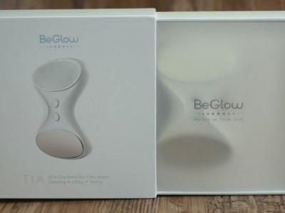 Stuff I Almost Lost: BEGLOW TIA ALL-IN-ONE SONIC SKIN CARE SYSTEM Review!