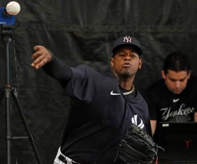 Luis Severino with 'concerning' arm pain in potential Yankees nightmare