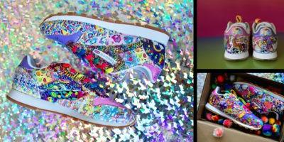 Lisa Frank's Collab With Reebok Makes Us Feel Like We're Going Back to School All Over Again!