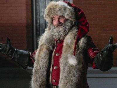 Kurt Russell Is Santa Claus in The Christmas Chronicles Trailer
