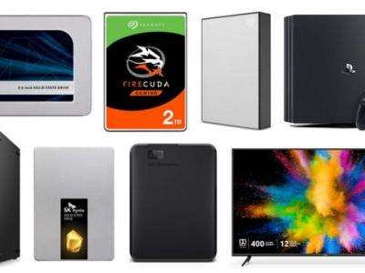 ET Storage Deals: 2TB Seagate FireCuda SSHD For $59, 5TB External HDD Just $99
