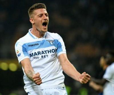 Chief hints that £80m-rated Man United midfield target can leave if that's his 'desire'