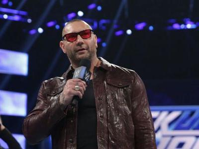 Guardians of the Galaxy's Dave Bautista Teases Return To WWE