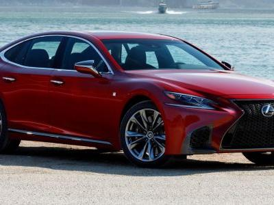 2019 Lexus LS Launches In The U.S. Priced Cheaper Than Old Model