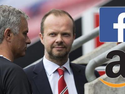 Man Utd 'would welcome' Facebook and Amazon TV rights bids