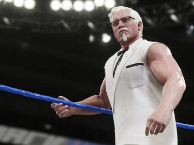 WWE 2K18 on Switch will take up 32GB of MicroSD and 1GB of internal space