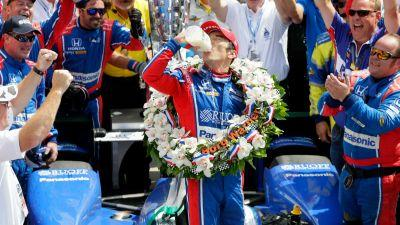 Watch: Japanese broadcasters' call of Takuma Sato's Indy 500 win is terrific