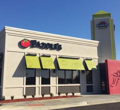 Fazoli's Amplifies Presence In Texas With Opening Of New Pharr Restaurant