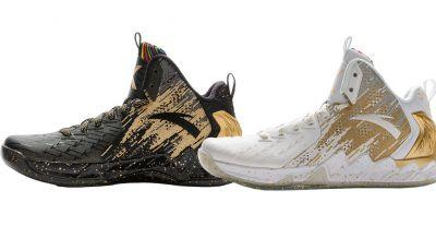 Klay Thompson's NBA Finals Sneakers