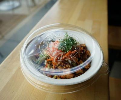 Eco-Products Creates Custom Bowl for Zao Asian Café, Simplifying Life for Guests