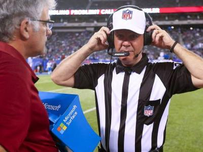 The officials for the Super Bowl are set, and the Rams have a good history with the referee