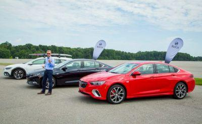 All Hatch All the Time: We Drive Buick's 2018 Regal Sportback, TourX, and GS