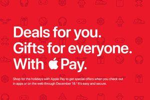 Apple teams up with a dozen retailers to offer exclusive Apple Pay discounts