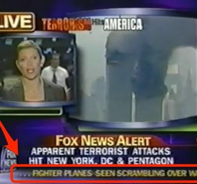 One of the biggest innovations in cable news history is a result of 9/11