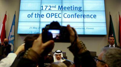 Oil prices hiccup as OPEC reportedly extends production cuts by nine months