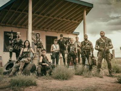 Director Zack Snyders Shows Off Army of the Dead First Look