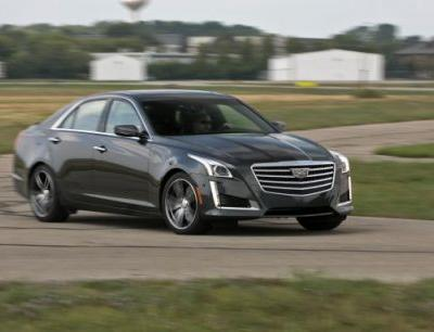 2017 Cadillac CTS In-Depth Review: More Sport Than Luxury