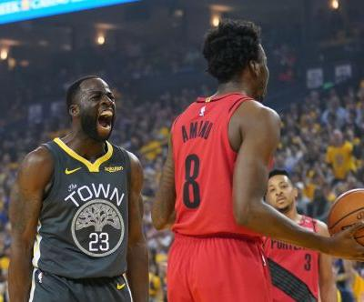 Opinion: Bucks, Raptors battling to be served as fodder for the Warriors