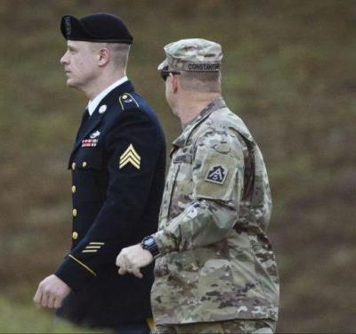 Bowe Bergdahl gets dishonourable discharge and is spared prison time