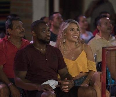 Krystal & Kenny's Date On 'Bachelor In Paradise' Was Honestly So Fitting