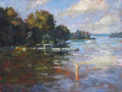 Nova Scotia Plein Air Painting Retreat: Part 2