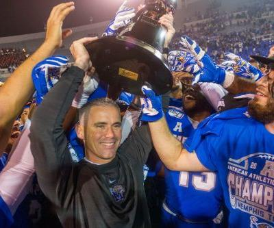 Opinion: They can take coach Mike Norvell, but no one can take this moment from Memphis