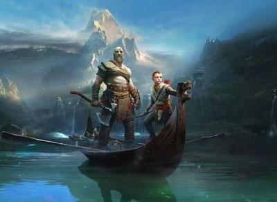 A stirring new 'God of War' story trailer reveals an April 20 launch on PS4