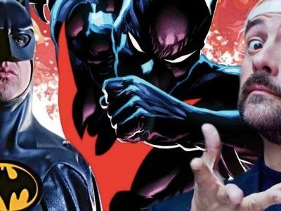 Kevin Smith Thinks a Batman Beyond Movie Starring Michael Keaton Would Be Huge