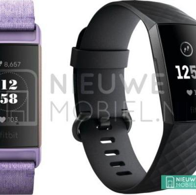 Alleged Fitbit Charge 3 Renders Leaked Ahead Of Announcement
