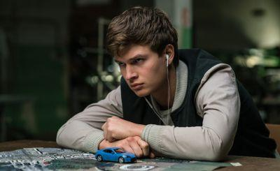 Baby Driver Star Cast as Young John F. Kennedy