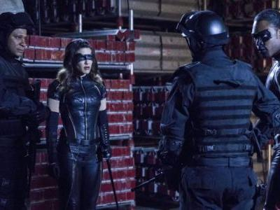 Arrow Episode 6.20 Photos: Shifting Allegiances