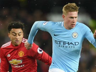 Out-passed, outclassed - Man Utd sink to possession low in derby defeat to City