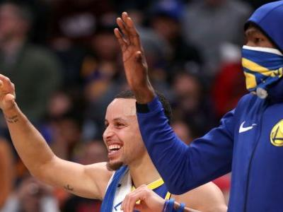 Warriors revel in record 51-point quarter: 'That was a fireworks show'