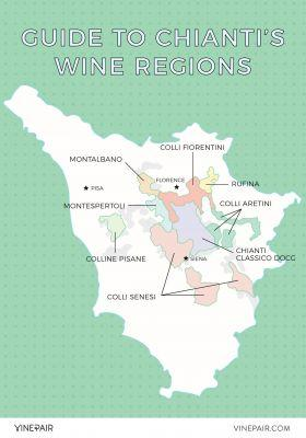 The Definitive Guide to the Regions of Chianti