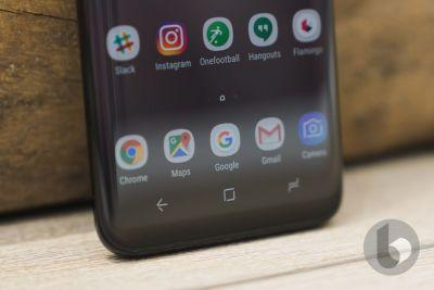 Simple app brings stock Android virtual buttons to Galaxy S8