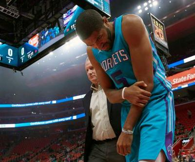 Hornets F Nic Batum to miss at least 6-8 weeks with elbow injury