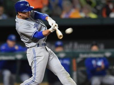 Blue Jays hit three home runs in win over Orioles
