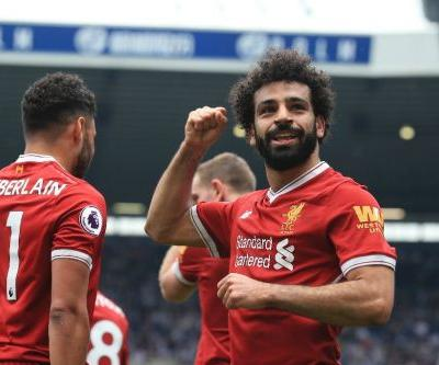 Free-scoring Salah crowned PFA Player of the Year