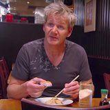 "Watch Gordon Ramsay Spit Out Sushi Pizza: ""That Is an Insult to Pizza and Japanese Food"""