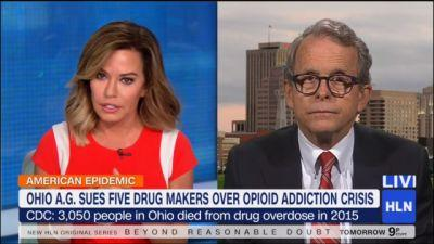 Briefs: Robin Meade on opiate epidemic; Weather on Paris Accord withdrawal; Polo Sandoval; Star 94.1 slogan